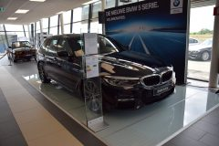 BMW 5 Serie Touring 2017 (showroomdebuut) (1)