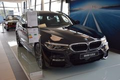 BMW 5 Serie Touring 2017 (showroomdebuut) (2)