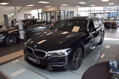BMW 5 Serie Touring 2017 (showroomdebuut) (4)