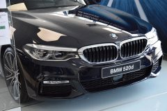 BMW 5 Serie Touring 2017 (showroomdebuut) (5)