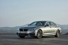 BMW 5 Serie Sedan 2017 (17)
