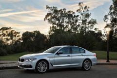 BMW 530e iPerformance 2017 (7)