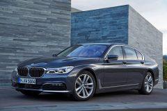 BMW 7 Serie 2015