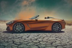 BMW Concept Z4 2017