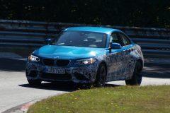 BMW M2 CS 2018 (spionage) (1)