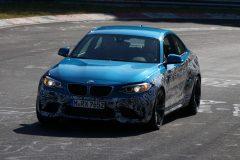 BMW M2 CS 2018 (spionage) (2)