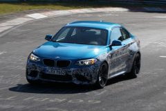 BMW M2 CS 2018 (spionage) (3)