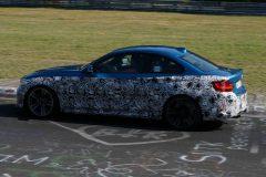 BMW M2 CS 2018 (spionage) (4)