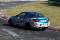 BMW M2 CS 2018 (spionage) (6)