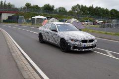 BMW M5 2017 (3) (spionage)