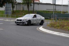 BMW M5 2017 (6) (spionage)