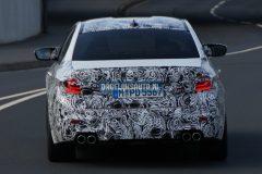 BMW M5 2018 (spionage)