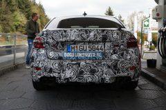 BMW M5 2018 (spionage) (3)