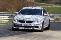 BMW M5 2018 (spionage) (4)