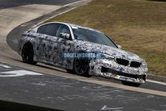 BMW M5 2018 (spionage) (5)