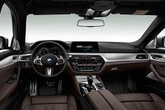 BMW M550d xDrive Sedan 2017 (7)