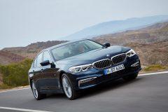 BMW 5 Serie Sedan 2017