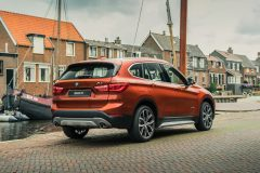 BMW X1 Orange Edition 2017