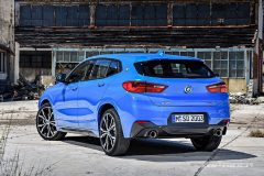 BMW X2 2018 (gelekt)