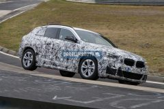 BMW X2 2018 (spionage) (15)