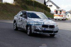 BMW X2 2018 (spionage) (21)