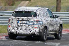BMW X3 2017 (spionage)