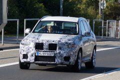 BMW X3 M 2017 (spionage) (1)