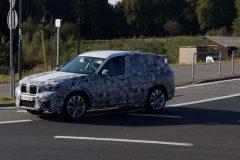BMW X3 M 2017 (spionage) (2)