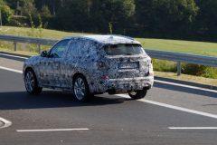 BMW X3 M 2017 (spionage) (3)
