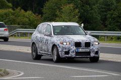 BMW X3 M 2017 (1) (spionage)