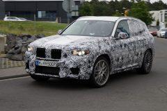 BMW X3 M 2017 (6) (spionage)