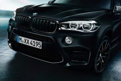 BMW X5 M en X6 M Black Fire Edition 2017 (2)