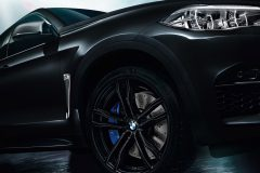 BMW X5 M en X6 M Black Fire Edition 2017 (4)