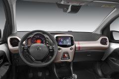 Citroën C1 Dashboard ELLE