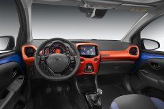 Citroën C1 Dashboard Urban