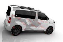 Citroën SpaceTourer 4x4 Ë Concept 2017 (1)