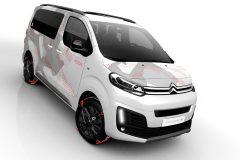 Citroën SpaceTourer 4x4 Ë Concept 2017 (3)