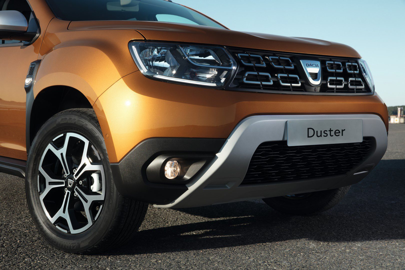 Dacia presenteert nieuwe duster for Interieur dacia duster