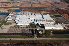 Subaru-fabriek Lafayetta 2016