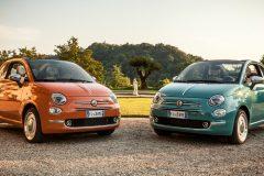 Fiat 500 Anniversario 2017
