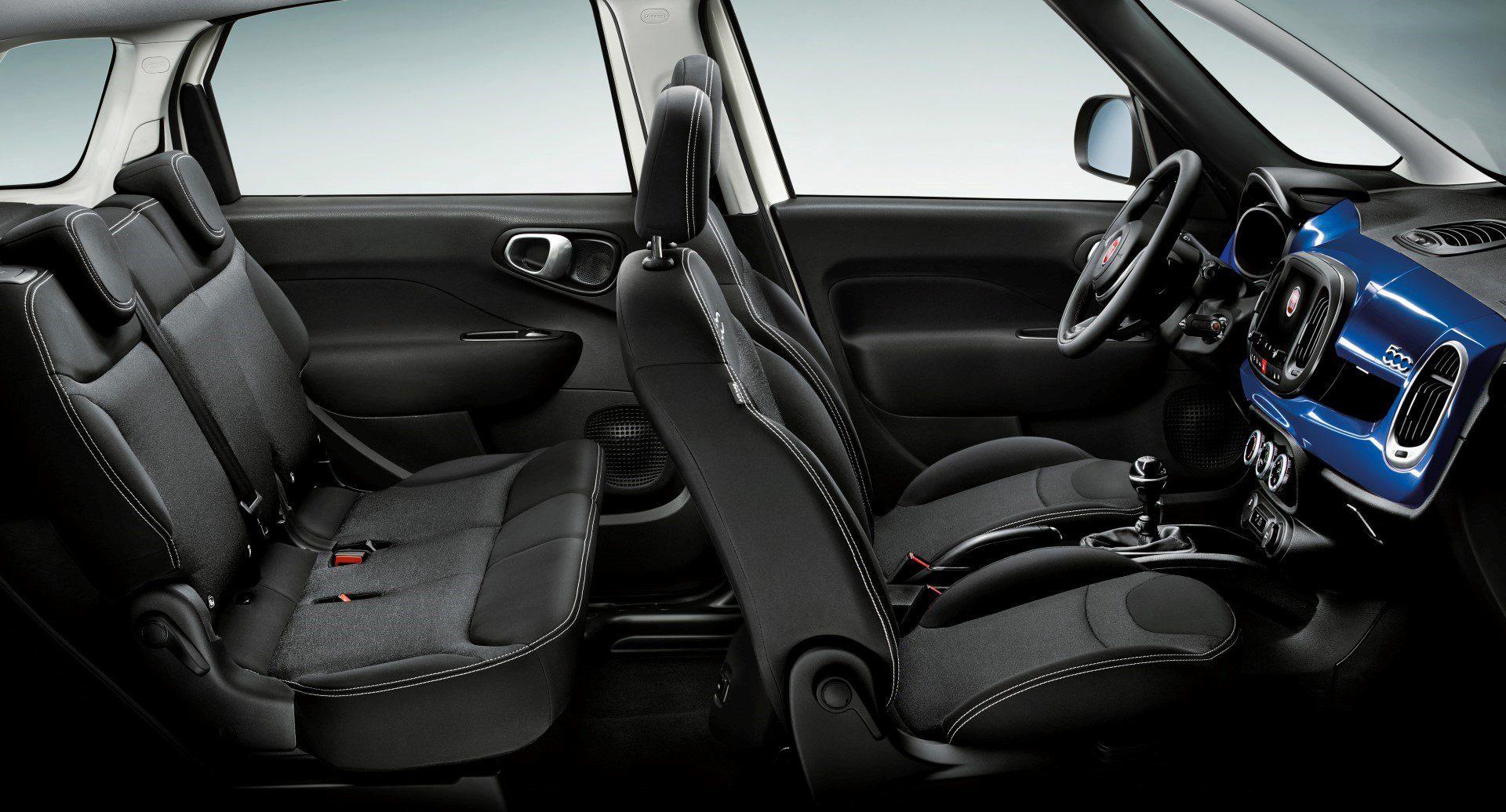 Mirror Uitvoering Voor Fiat 500 500x En 500l