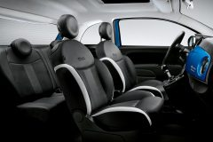 Fiat 500 Mirror 2018