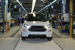 Ford EcoSport 2017 (productie)