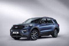 Ford Explorer 2019 hybride (2)