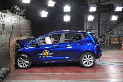 Ford Fiesta 2017 (Euro NCAP) (1)