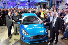 Ford Fiesta Launch Keulen 2017 (1)