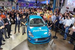 Ford Fiesta Launch Keulen 2017 (2)