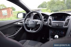 Ford Focus ST-Line 182 2017 (rijbeleving)