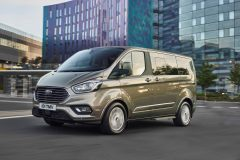 Ford Tourneo Custom 2017