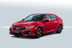 Honda Civic Hatchback 2017 (1)